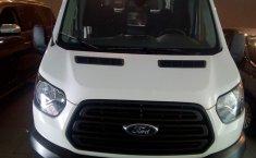 SHOCK!! Un excelente Ford Transit 2017, contacta para ser su dueño-5