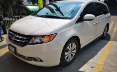 Honda Odyssey 2015 color blanco-0