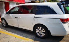 Honda Odyssey 2015 color blanco-2