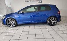 En venta un Volkswagen Golf 2019 Automático muy bien cuidado-3
