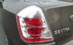 Se vende urgemente Nissan Sentra 2007 Manual en Nuevo León-1