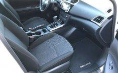 En venta un Nissan Sentra 2018 Automático en excelente condición-6