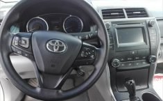 SHOCK!! Un excelente Toyota Camry 2017, contacta para ser su dueño-12