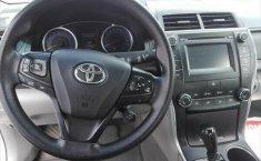 SHOCK!! Un excelente Toyota Camry 2017, contacta para ser su dueño-4