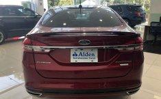 Me veo obligado vender mi carro Ford Fusion 2017 por cuestiones económicas-0