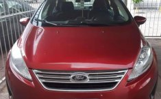 Ford Fiesta Automático-1