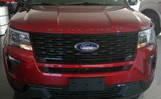Quiero vender inmediatamente mi auto Ford Explorer 2019-0