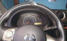 En venta un Nissan March 2013 Automático muy bien cuidado-6