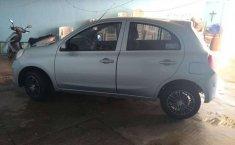 En venta un Nissan March 2013 Automático muy bien cuidado-2