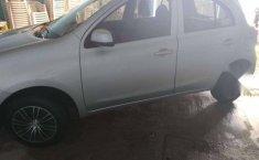 En venta un Nissan March 2013 Automático muy bien cuidado-0