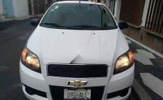 Quiero vender inmediatamente mi auto Chevrolet Aveo 2017-12