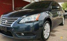 En venta un Nissan Sentra 2013 Automático muy bien cuidado-14