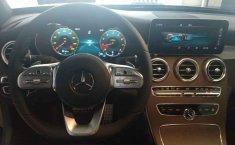 Carro Mercedes-Benz Clase C 2019 en buen estadode único propietario en excelente estado-0