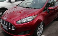 Ford Fiesta 2017 impecable-5