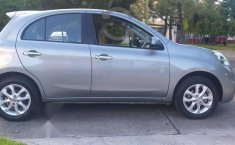 Nissan March 2014 impecable-9