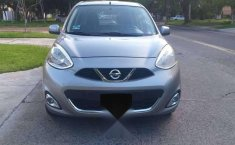 Nissan March 2014 impecable-6
