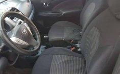 Nissan Versa impecable en Benito Juárez más barato imposible-5