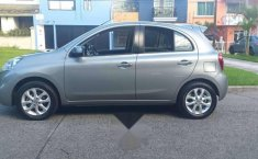 Nissan March 2014 impecable-5