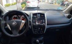 Nissan Versa impecable en Benito Juárez más barato imposible-3