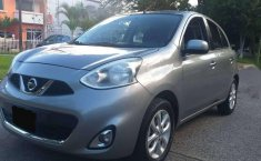 Nissan March 2014 impecable-4