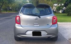 Nissan March 2014 impecable-2