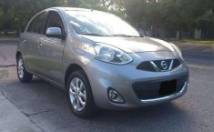 Nissan March 2014 impecable-1