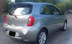 Nissan March 2014 impecable-0