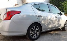 Nissan Versa 2016 impecable-0