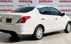 Quiero vender urgentemente mi auto Nissan Versa 2018 muy bien estado-0
