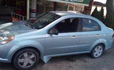 Carro Chevrolet Aveo 2012 en buen estadode único propietario en excelente estado-1