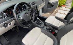 Volkswagen Jetta Sportline Triptronic 2017 Blanco (equipo adicional original)-9