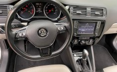 Volkswagen Jetta Sportline Triptronic 2017 Blanco (equipo adicional original)-8