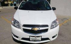 Quiero vender cuanto antes posible un Chevrolet Aveo 2018-2