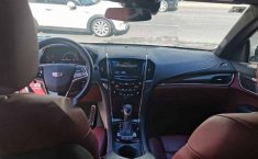 Carro Cadillac ATS 2017 en buen estadode único propietario en excelente estado-7