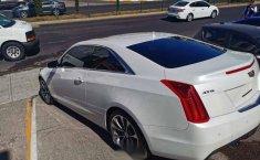 Carro Cadillac ATS 2017 en buen estadode único propietario en excelente estado-4