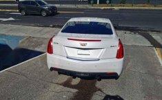 Carro Cadillac ATS 2017 en buen estadode único propietario en excelente estado-2