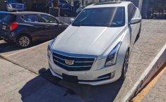 Carro Cadillac ATS 2017 en buen estadode único propietario en excelente estado-0