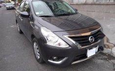 Quiero vender urgentemente mi auto Nissan Versa 2015 muy bien estado-1
