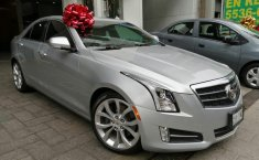 Pongo a la venta cuanto antes posible un Cadillac ATS que tiene todos los documentos necesarios-5