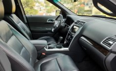 Hermosa FORD EXPLORER LIMITED V6, Qc, Piel, Clima Bizona, tres filas de asientos, pantallas-2013-5