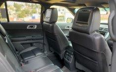 Hermosa FORD EXPLORER LIMITED V6, Qc, Piel, Clima Bizona, tres filas de asientos, pantallas-2013-4