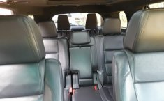 Hermosa FORD EXPLORER LIMITED V6, Qc, Piel, Clima Bizona, tres filas de asientos, pantallas-2013-2