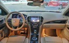 No te pierdas un excelente Cadillac ATS 2016 Automático en Campeche-0