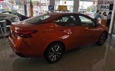 Nissan Versa 2020-2