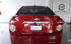 Vendo un Chevrolet Sonic en exelente estado-8
