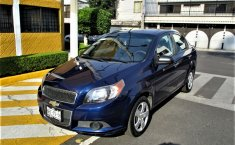 Aveo 2014 PAQ B Impecable-0
