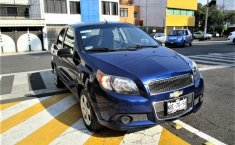 Aveo 2014 PAQ B Impecable-1