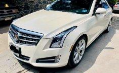 Se vende un Cadillac ATS de segunda mano-4