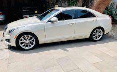 Se vende un Cadillac ATS de segunda mano-2
