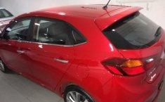 Hyundai Accent 2019 Hatchback Rojo   -12